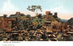 Mexico Ruinas de Xochicalco, Ruins