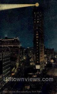 Times Square New York City NY 1913