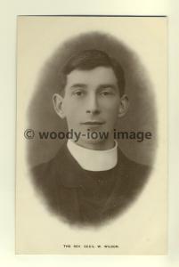 su941 - The Reverend Cecil W Wilson - postcard