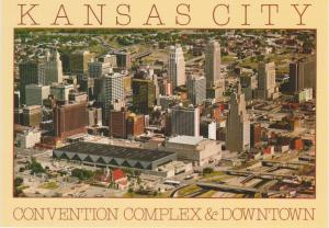 KANSAS CITY CONVENTION COMPLEX AND DOWNTOWN  - 604