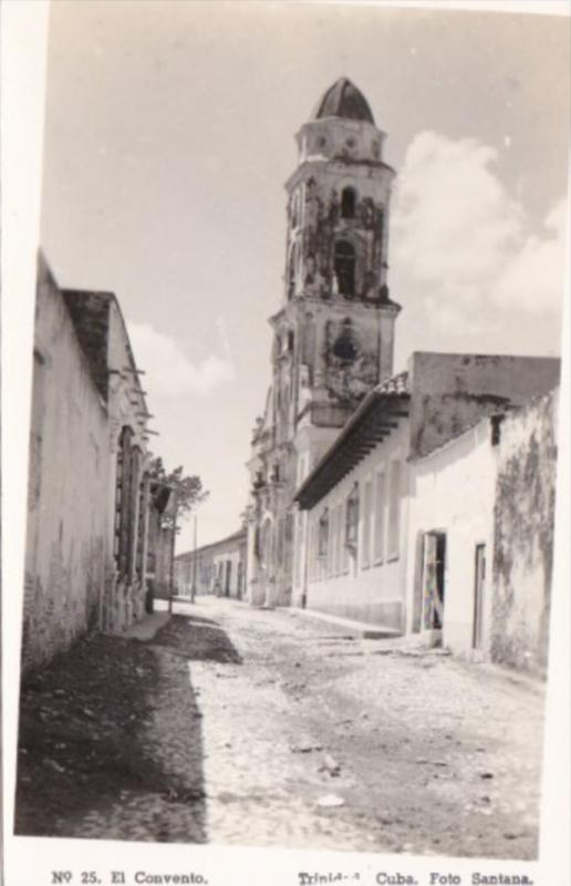 Cuba Trinidad El Convento Real Photo