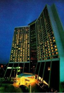 Georgia Atlanta Downtown Hilton and Towers
