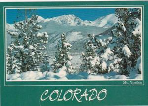 Colorado Mount Ypsilon Rocky Mountain National Park