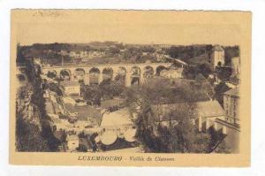 Vallee de Clausen, Luxembourg, 1900-1910s