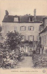 Pension De Famille, 10, Rue d'Ulm, Compiegne (Oise), France, 1900-1910s
