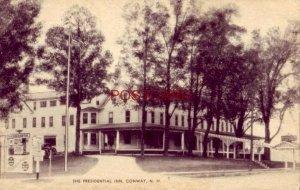 1939 THE PRESIDENTIAL INN, CONWAY, N. H.