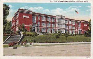 East Intermediate School Jackson Michigan