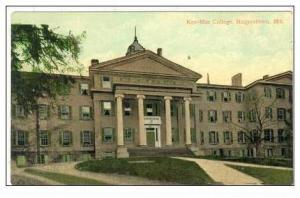 Kee-Mar College, Hagerstown, Maryland, 1907