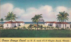 Florida Sebring Hotel Sebring 1949 Curteich sk0341a