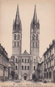 France Caen Eglise Saint-Etienne