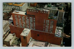 Cincinnati OH, Terrace Plaza Building, Chrome Ohio Postcard