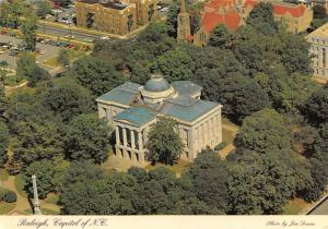 Raleigh Capitol of NC - North Carolina
