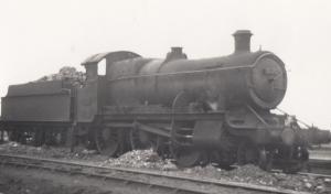 5375 Train At Oxley Station Australia in 1958 Vintage Railway Photo