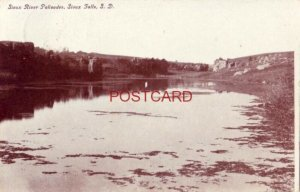 1909 SIOUX RIVER PALISADES, SIOUX FALLS, S. D.