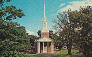 Canada Manning Memorial Chapel Wolfville Nova Scotia