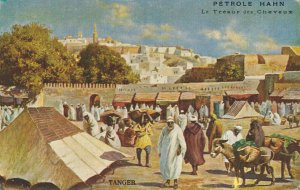 Morroco Petrole Hahn Le Tresor des Cheveux Tanger 03.76