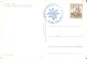 Austria, Raxalpe, unused stamped Postcard