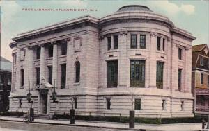 New Jersey Atlantic City Free Library