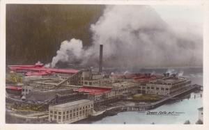 RP, General View, OCEAN FALLS , British Columbia, Canada, 20s-40s