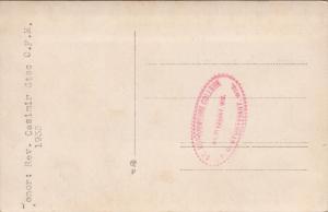 Dom Zdrojowy Poland c1933 RPPC Postcard D70