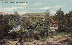 Old Clapps Factory Columbus South Carolina