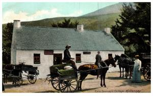 1201 Ireland  Killarney  1920  Kate kearney's Cottage