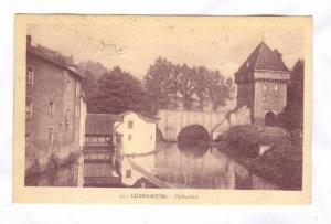 Scene, Pfaffenthal, Luxembourg, 1900-1910s