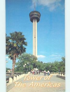 Unused Pre-1980 TOWER San Antonio Texas TX H5019
