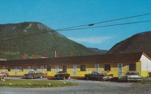 Hotel and Motel Mont St. Pierre, Classic Car, Mont St. Pierre, GASPE, Quebec,...