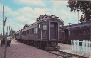 3341 Pullman Built 1926 Suburban No. 1198-1380 Commuter Cars