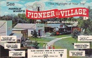 Nebraska Minden Pioneer Village