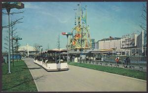 Pepsi Cola Pavilion,New York World's Fair Postcard
