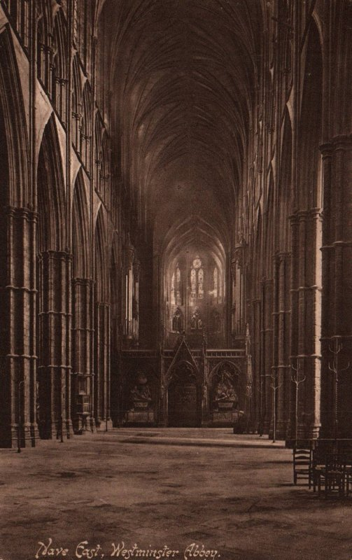 Nave East,Westminster Abbey,London,England,UK