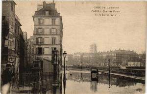 CPA PARIS (4e) Quai aux Fleurs. (560093)