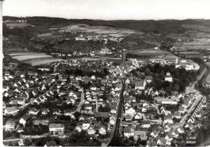 Germany - Oppenweller Aerial View 1977