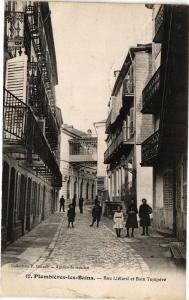 CPA PLOMBIERES-les-BAINS - Rue lietard (119684)