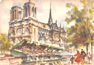 Paris France Notre Dame et les Bouquinistes Paris Notre Dame et les Bouquinistes