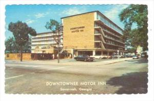 Downtowner Motor Inn , Savannah , Georgia , 1960s
