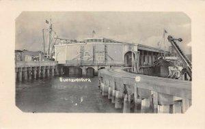 LPS47  Buenaventura Colombia Postcard RPPC
