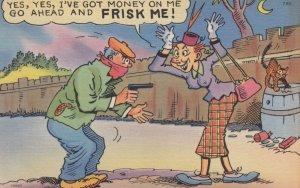FRISK ME! , 1930-40s