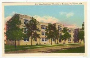 Univ Of Arkansas,Boys Dormitory,Fayetteville,AR ,10-20s
