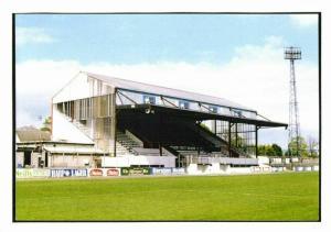 ireland, DUNDALK, Oriel Park, Dundalk F.C. (1990s) Stadium Postcard