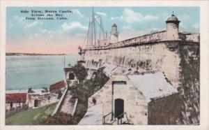 Cuba Havana Cabanas Fortress Curteich