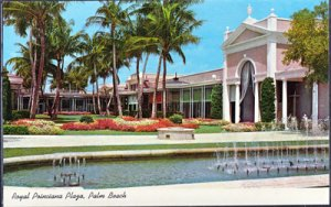 PALM BEACH - Royal Poinciana Plaza, a mixed use of retail and office complex