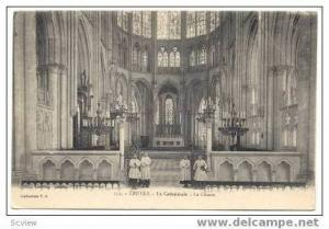 The Cathedral and the Choir,Troyes,France,00-10s