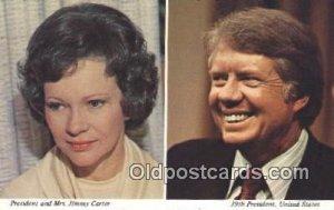 Inauguration Jimmy Carter 39th USA President Unused