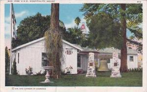 Californa San Lose U S O Hospitality House