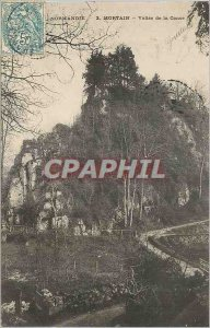 Postcard Old Normandy Mortain Vallee Cance