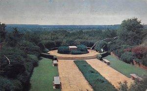 Rogers Tomb and Memorial Garden Vinita, Oklahoma, USA Cemetery 1956