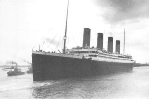 White Star Line Ship Postcard Old Vintage Steamer Antique Post Card 75th Anni...